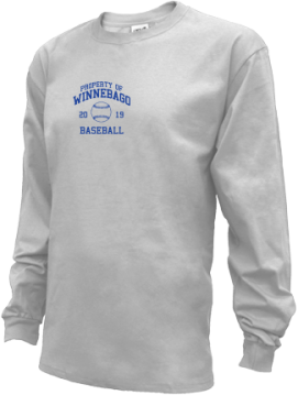 Kids Winnebago High School Indians Apparel