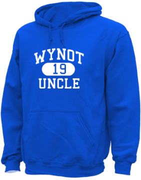 Men's Wynot High School Blue Devils Apparel