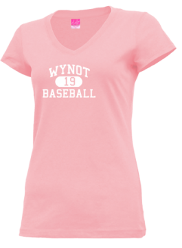 Junior Girls Wynot High School Blue Devils Apparel