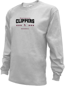 Kids Portsmouth High School Clippers Apparel