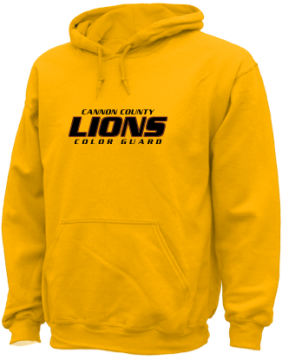 Men's Cannon County High School Lions Apparel