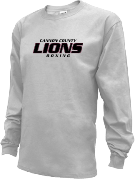 Kids Cannon County High School Lions Apparel
