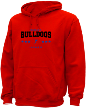 Men's Ramona High School Bulldogs Apparel