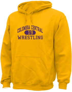 Men's Columbia Central High School Lions Apparel