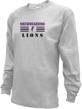 Kids Columbia Central High School Lions Apparel