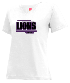 Women's Columbia Central High School Lions Apparel