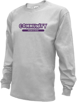 Kids Community High School Vikings Apparel