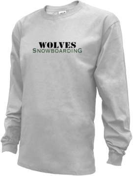 Kids Cordova High School Wolves Apparel