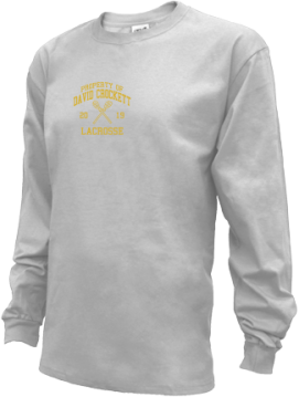 Kids David Crockett High School Pioneers Apparel
