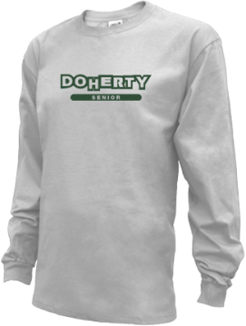 Kids Doherty High School Spartans Apparel