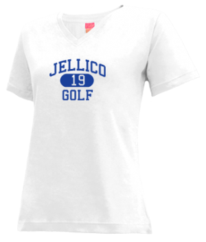 Women's Jellico High School Blue Devils Apparel