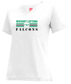 Women's Lake County High School Falcons Apparel