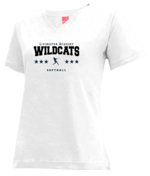 Women's Livingston Academy High School Wildcats Apparel