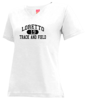 Women's Loretto High School Mustangs Apparel