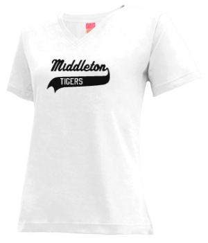 Women's Middleton High School Tigers Apparel