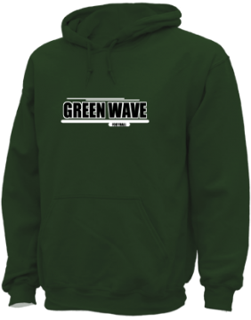 Men's Midway High School Green Wave Apparel
