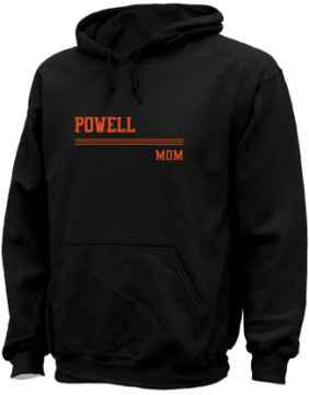 Men's Powell High School Panthers Apparel