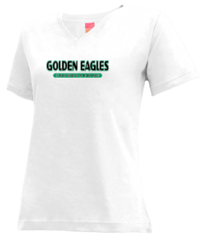 Women's Rhea County High School Golden Eagles Apparel