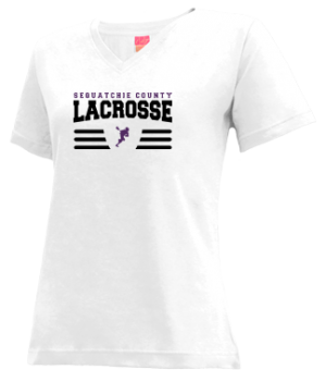 Women's Sequatchie County High School Indians Apparel