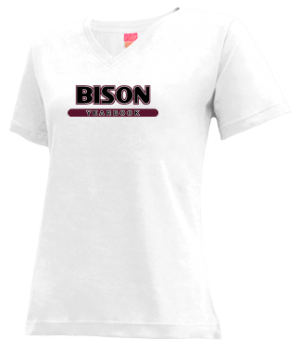 Women's Station Camp High School Bison Apparel