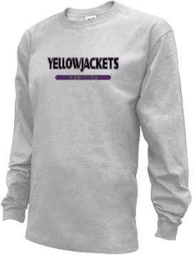 Kids Trousdale County High School Yellowjackets Apparel