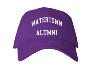 Watertown High School Purple Tigers Apparel
