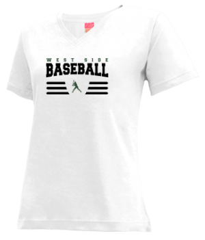 Women's West Side High School Roughriders Apparel