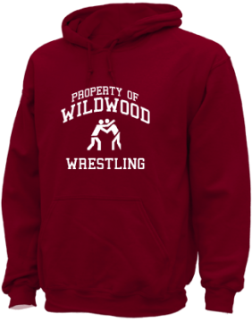 Men's Wildwood High School Warriors Apparel