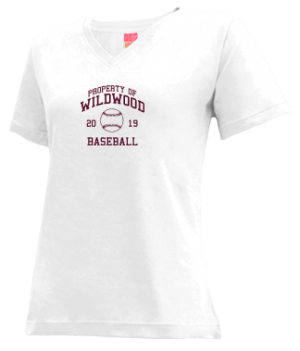 Women's Wildwood High School Warriors Apparel