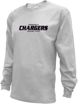 Kids Chantilly High School Chargers Apparel