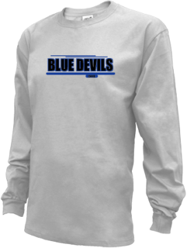Kids Castlewood High School Blue Devils Apparel