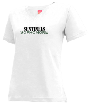 Women's Inglewood High School Sentinels Apparel