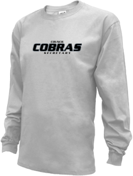 Kids Council High School Cobras Apparel