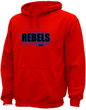 Men's Hurley High School Rebels Apparel
