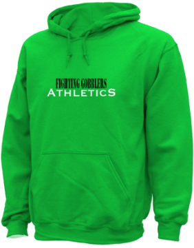 Men's Broadway High School Fighting Gobblers Apparel
