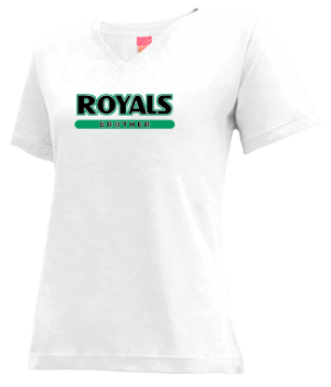 Women's Prince George High School Royals Apparel
