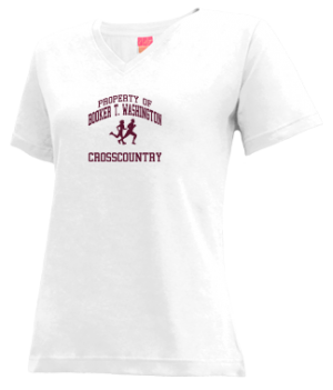 Women's Booker T. Washington High School Mighty Bookers Apparel