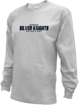 Kids Sterling High School Silver Knights Apparel