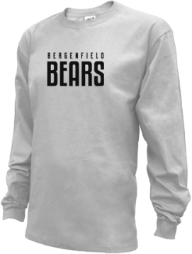 Kids Bergenfield High School Bears Apparel