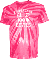 Kids Ridge High School Devils Apparel