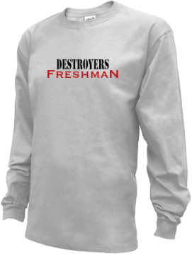 Kids Dunellen High School Destroyers Apparel