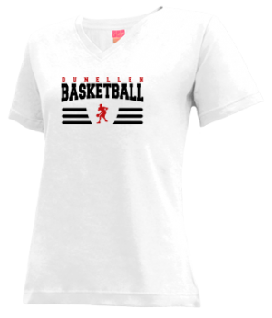 Women's Dunellen High School Destroyers Apparel
