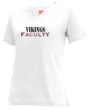 Women's Eastern High School Vikings Apparel