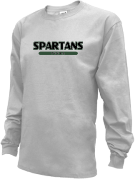 Kids Hamilton East-steinert High School Spartans Apparel