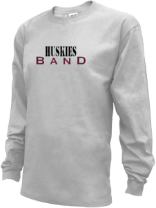 Men's Matawan High School Huskies Long Sleeve Shirts
