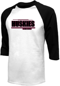 Men's Matawan High School Huskies  Raglan Shirts
