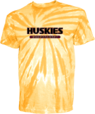 Men's Matawan High School Huskies  Tie-dye Shirts