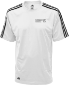 Men's Matawan High School Huskies Embroidered Adidas Golf ClimaLite® Shirt