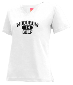Women's Woodrow High School Tigers Apparel