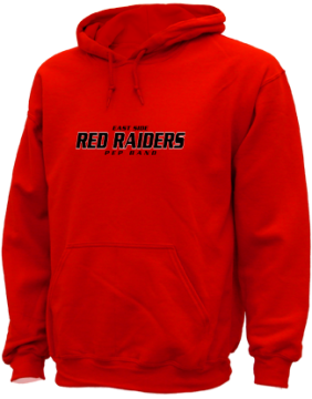 Men's East Side High School Red Raiders Apparel